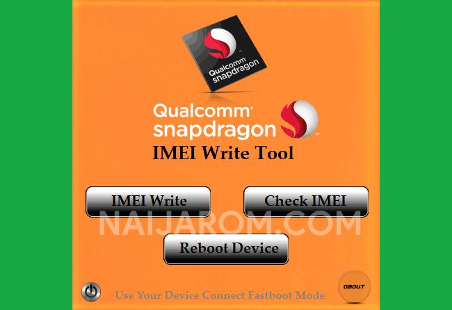 Qualcomm IMEI Write Tool