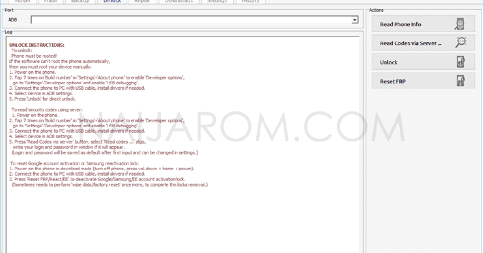 Samsung Tool Pro v38.11