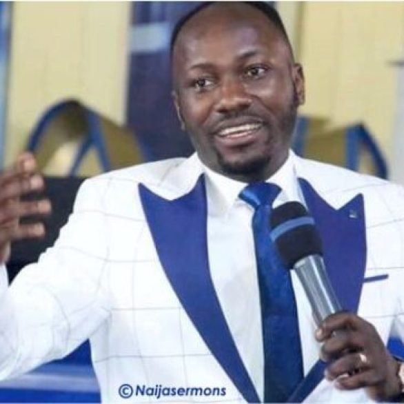 How To Manifest Uncommon Grace by Apostle Johnson Suleman