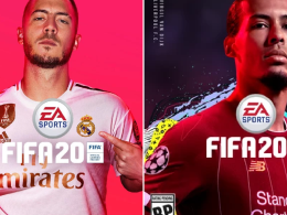 fifa 20 front covers - FIFA 20 Mod Apk + Obb & Data Files on Android (Updated)