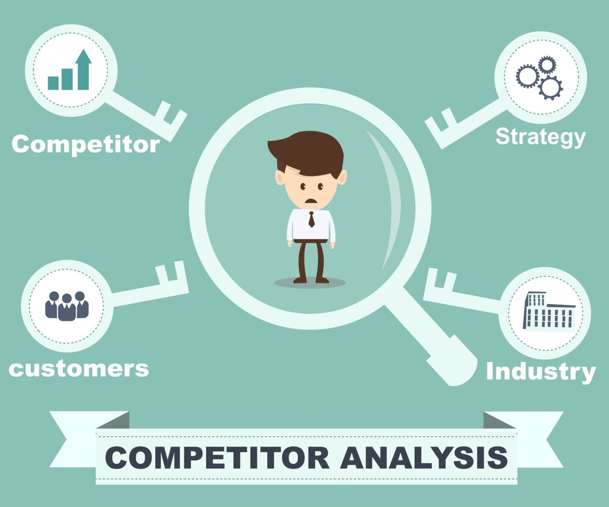 competitor analysis 1 - 6 Ways to Improve your Blog Ranking on Search Engines