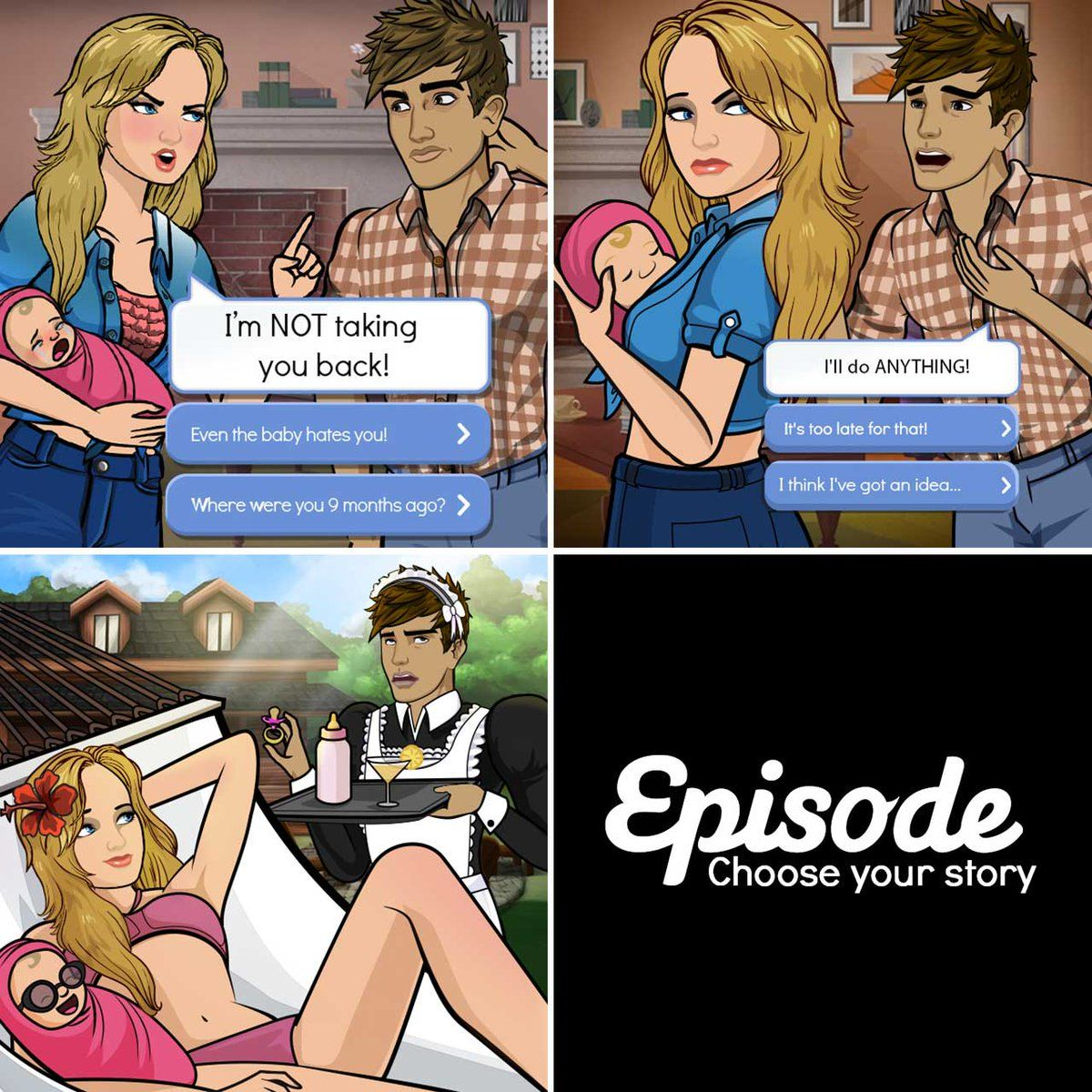 f35af0b3cb9ddcce1fe798a69327b3bd - Episode Mod Apk Unlimited Gems And Passes Latest Version (2020)