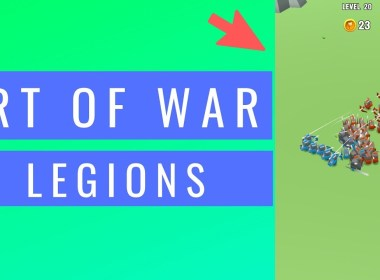 maxresdefault 3 - Art Of War Legions Mod Apk V4.2.5 (Unlimited Money)