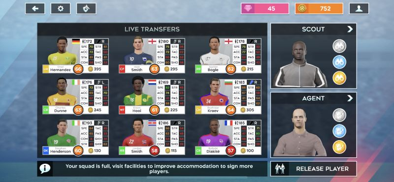 dream league soccer 2020 transfers 800x370 2 - DLS 2020 MOD APK Unlimited Money And Gems (Latest Version)