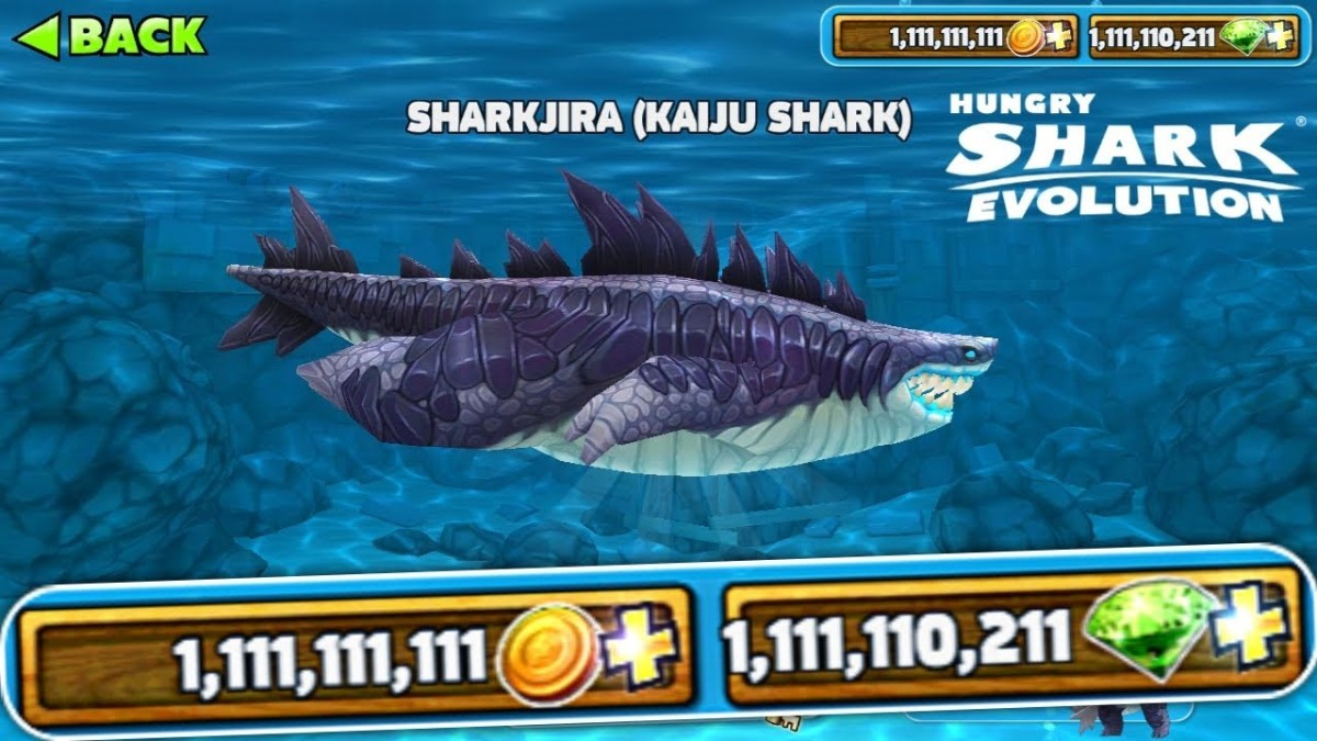 2 maxresdefault - Hungry Shark Evolution Mod Apk V8.0.6 (Unlimited Money)