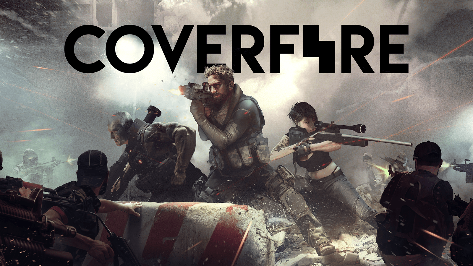 Cover Fire - Cover Fire Mod Apk V1.21.5 (Unlimited Money + VIP Unlocked)