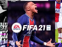 FIFA 21 box art Fans react to hideous cover starring Kylian Mbappe - All you need to know about the upcoming FIFA 21