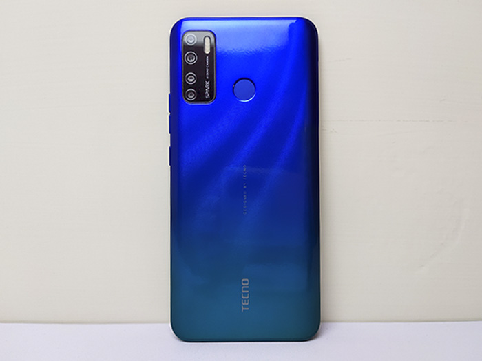 Tecno Spark 5 Pro backside - Tecno Spark 5 Pro Price and details