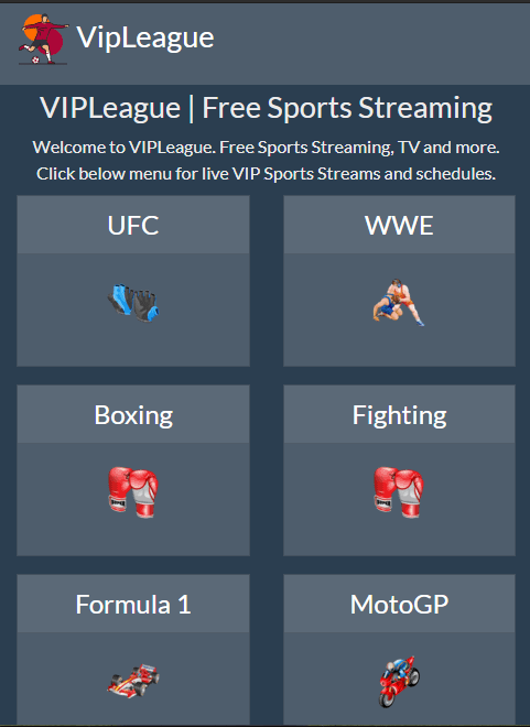 image 7 - Live Sports Streaming Sites To Check Out In 2021