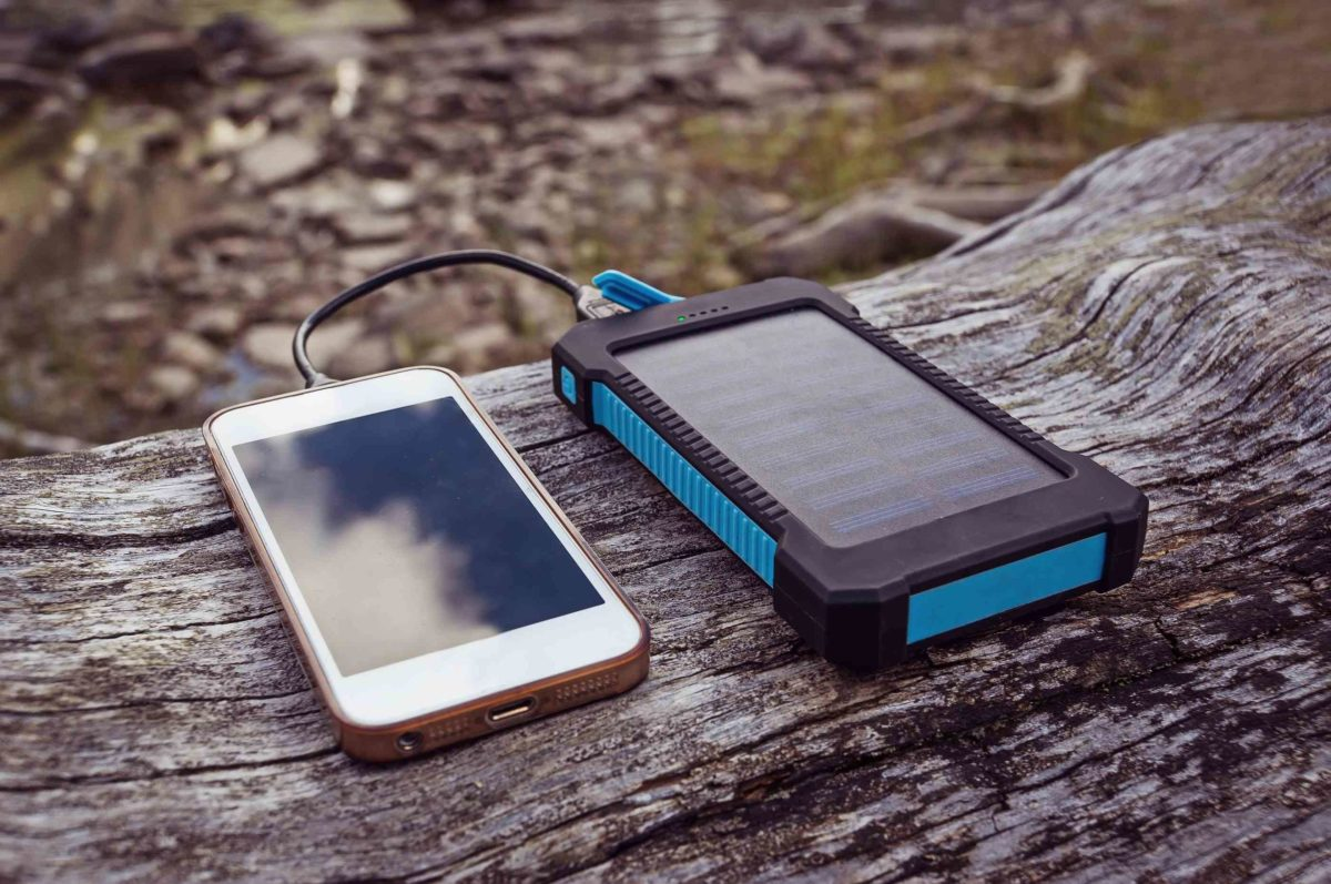 Solar Powered Power Bank scaled - 10 Tech gadgets you should have in 2021