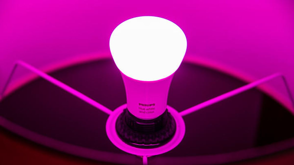 philips hue white and color ambiance led lamp - 7 Smart home gadgets you should have in 2021