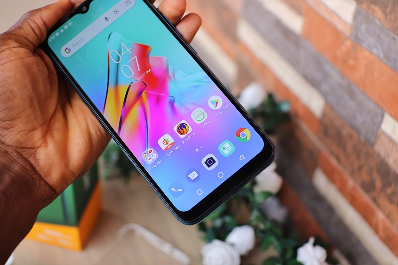 Hot 10 Lite review droidafrica 3 - Infinix Hot 10 Lite full specs and price in Nigeria