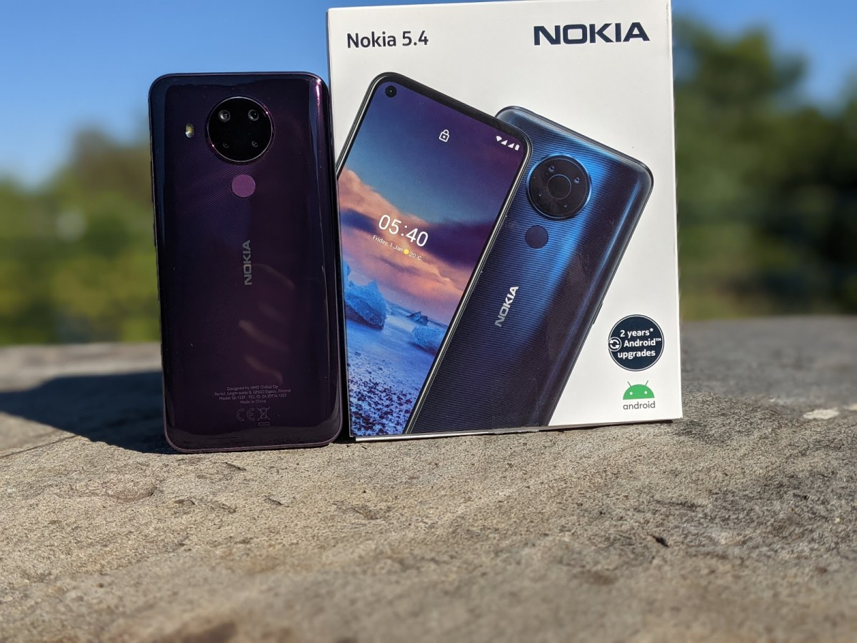 img 60c013f6164aa - Nokia 5.4 price in Nigeria, review and full specs