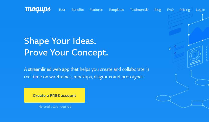 10 Best Design Tools For App Developers - Moqups