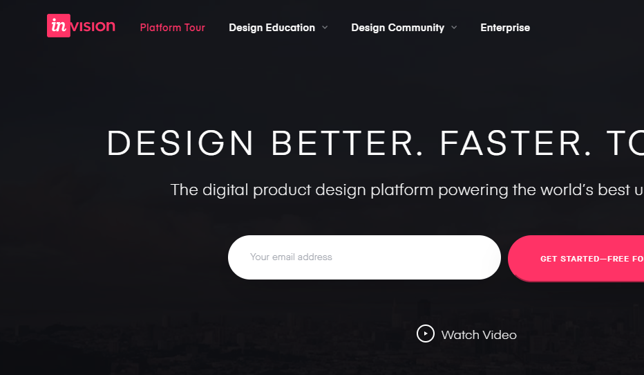 10 Best Design Tools For App Developers - Invision