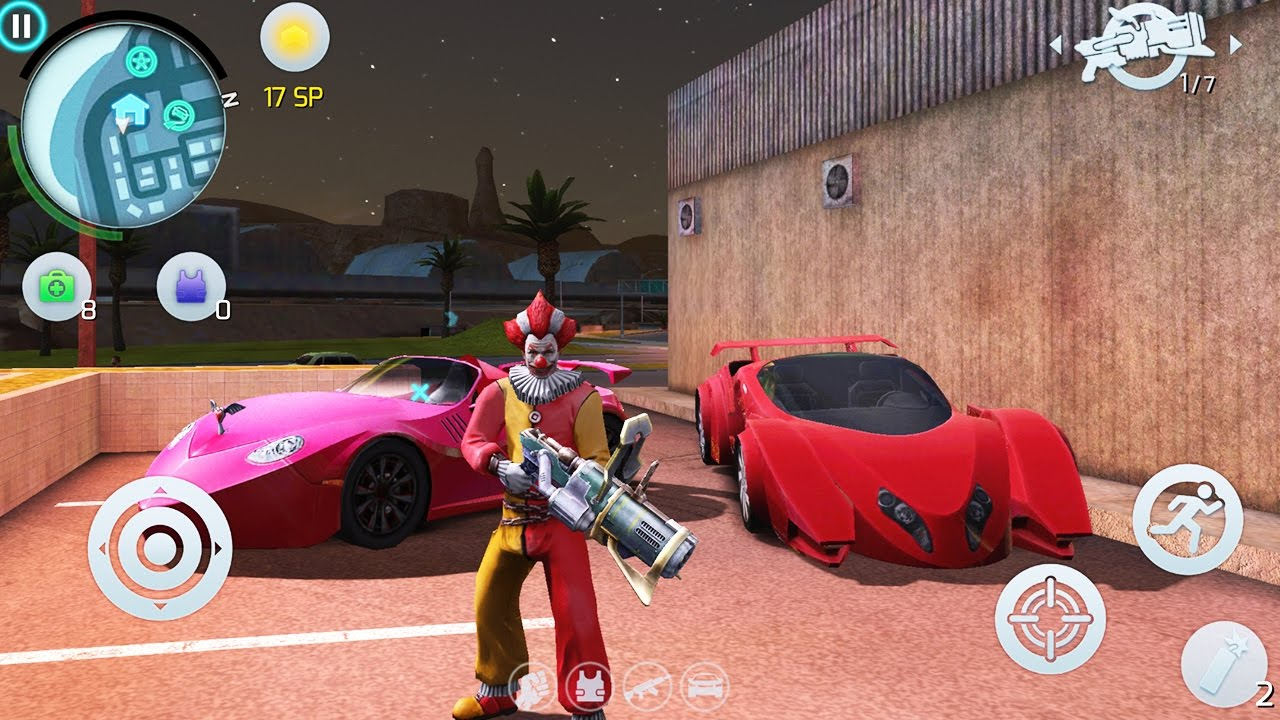 4 maxresdefault - Gangstar Vegas MOD APK V 4.5.1c (Unlimited Money/Vip 10)