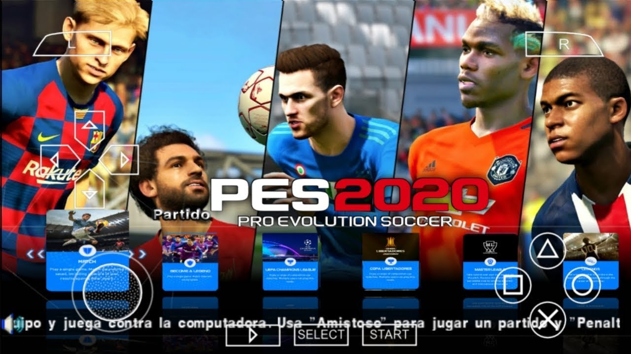 maxresdefault - PES 2020 ISO FILE & PPSSPP FILE ON ANDROID