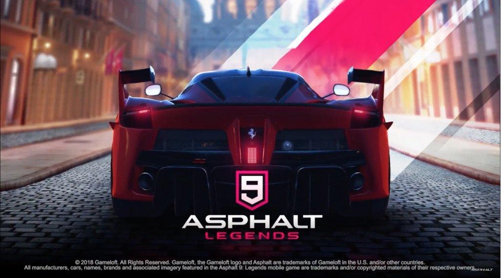 asphalt 9 legends download - Asphalt 9 Legends Mod Apk + Obb Highly Compressed V2.0.5a