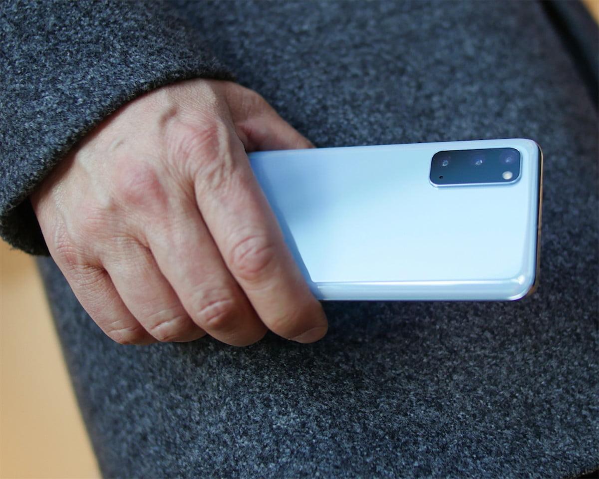 samsung galaxy s20 galaxy s20 plus hands on feature - Samsung Galaxy S20 Plus Price In Nigeria & Full Specs