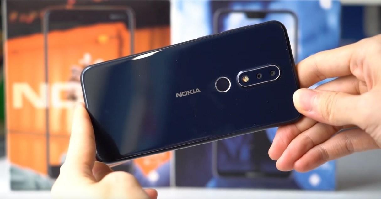 Nokia X6 back - Best Phones under 50000 Naira In Nigeria (2020)