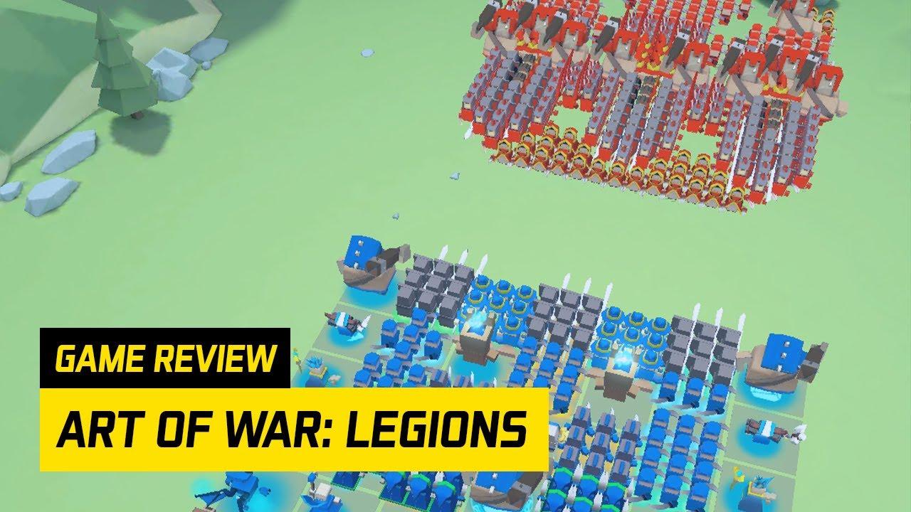 maxresdefault - Art Of War Legions Mod Apk V2.8.5 (Unlimited Money)