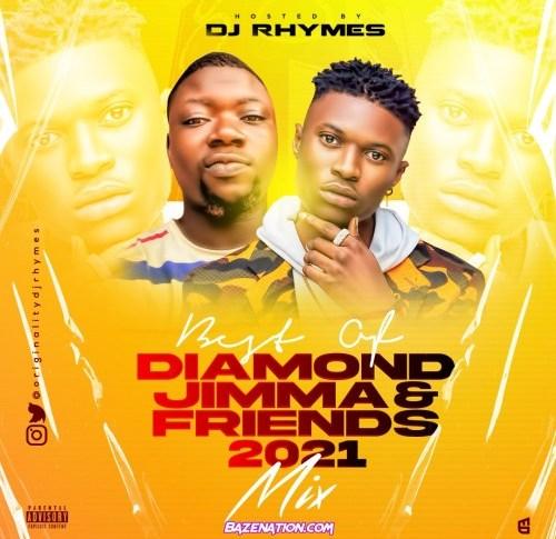 DJ RHYMES - Best Of Diamond Jimma & Friends (Jimma Sun 2021 Mix) Download mp3