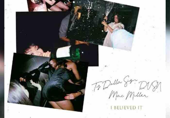 dvsn & Ty Dolla $ign - I Believed It Feat. Mac Miller