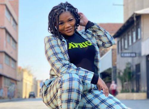 Busiswa speaks of the man who took her virginity