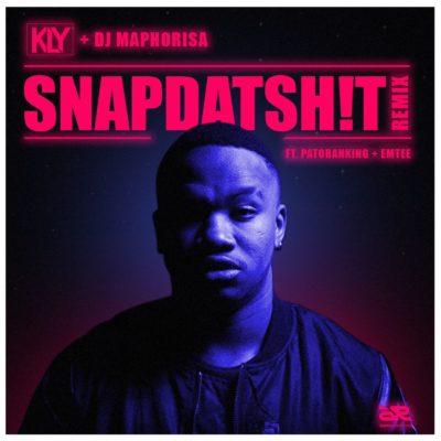 KLY & DJ Maphorisa – Snapdatsh!t (Remix) ft. Emtee & Patoranking