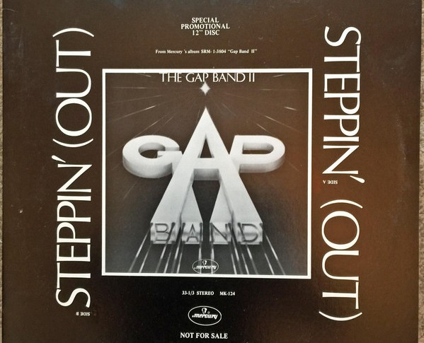 The Gap Band - Steppin' (Out)   Releases   Discogs