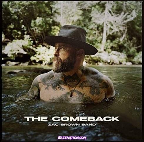 Zac Brown Band - The Comeback Download Album Zip