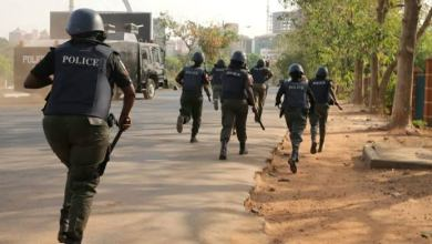 Police Intercept Van Fully Loaded With Indian Hemp In Ekiti