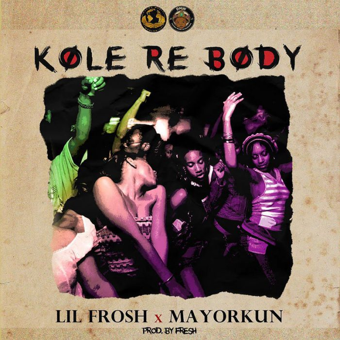 lil frosh kole re body