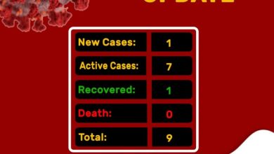 Oyo State Now Has One New Case, Seven Stabled Cases, One Discharged Case Of Corona Virus