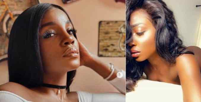 Seyi Shay Shows Off Her Butt In Sultry Photos