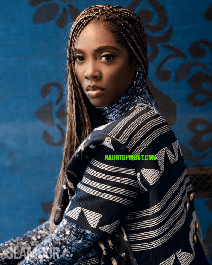Singer Tiwa Savage Opens Up On Being Blackmailed With Her Sex Tape