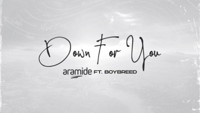 Photo of Aramide – Down For You ft. Boybreed