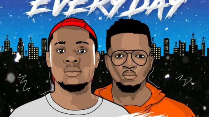 TJ Grin Ft. Base One – EveryDay