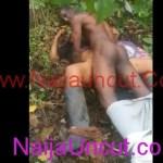 Evening Fuck under Cassava Tree