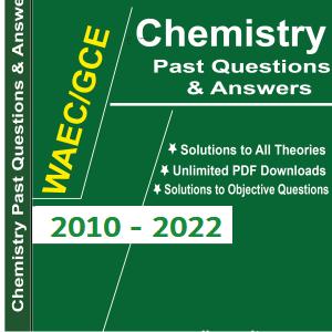 chemistry WAEC past questions