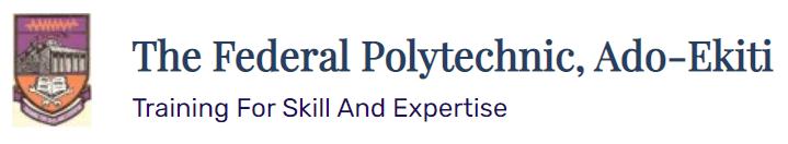 Federal Polytechnic Ado-Ekiti Admission Screening Exercise