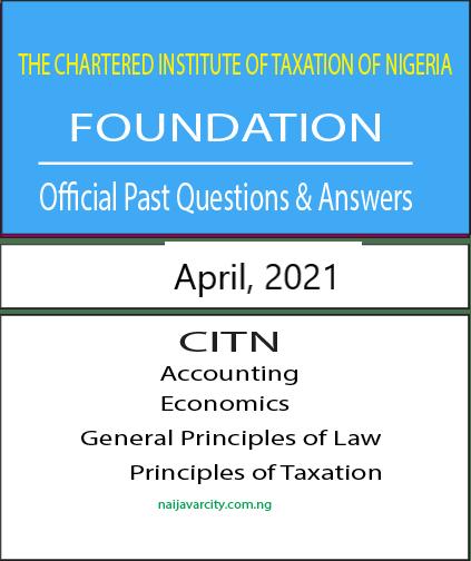 CITN Foundation 2021