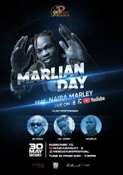 Watch Live: Naira Marley's MARLIAN DAY Concert {Stream Now}