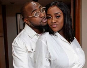Davido and Chioma have allegedly broken up! (Details)