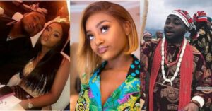 Davido Reportedly Beat Up Chioma