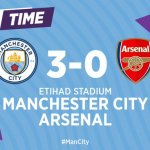 DOWNLOAD: Manchester City 3 – 0 Arsenal [2019/2020] Goals Highlights