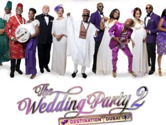 The Wedding Party 2: Destination Dubai – Nollywood Movie