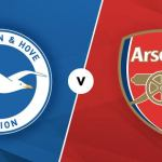 Watch Live: Brighton Vs Arsenal (Stream Now)