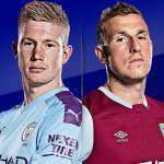 Watch Live: Manchester City vs Burnley (Stream Now)