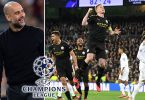 Manchester City's two-year Champions League ban lifted by CAS